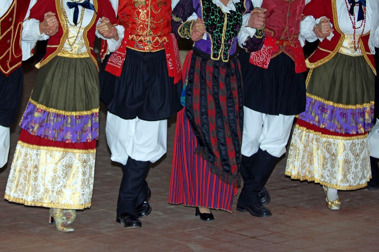 Sardinian Dance