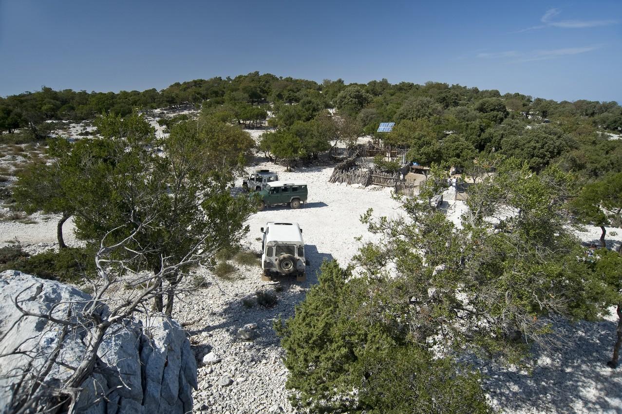 Cuile Irbidossili, Supramonte, Baunei, Ogliastra, Sardinia, Italy